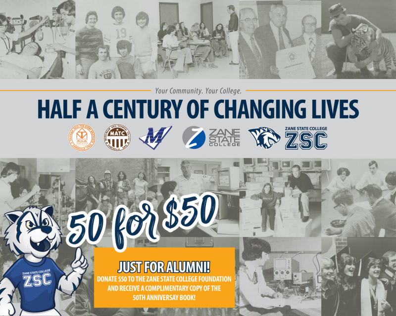 Half a Century of Changing Lives
