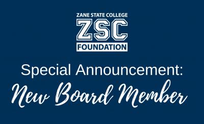 Blog New Board Member