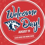 Welcome Day Blog
